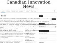canadianinnovationnews.ca Thumbnail