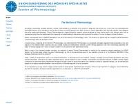 uems-pharmacology.eu Thumbnail