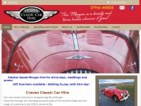 cravenclassiccarhire.co.uk