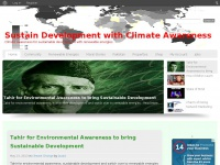 Sustain Development with Climate Awareness Sustain Development with Climate Awareness - Climate awareness for sustainable development with renewable energies
