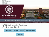 mmsys2019.org Thumbnail