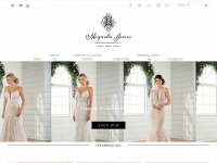 magnoliajamesbridal.com