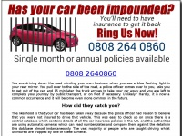 impoundedcar.co.uk