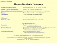 Thomasbending.co.uk