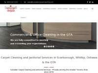 canadiancarpetcleaning.ca Thumbnail