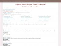 certifiedtermiteandpest.com