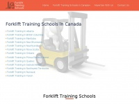 forklifttrainingschools.com