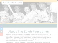 thesaighfoundation.org Thumbnail