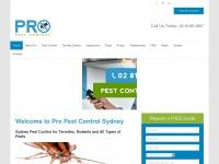 propestcontrolsydney.com.au