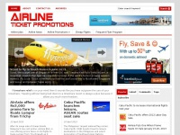 airlineticketpromotions.info