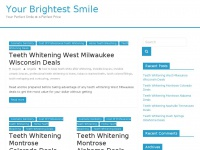 yourbrightestsmile.com