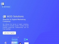 w2dsolutions.in Thumbnail