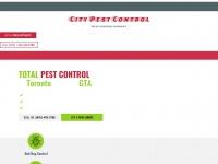 citypest.ca Thumbnail