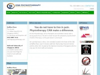 1physiotherapy.com