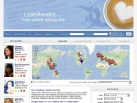 Loveawake.com - Free online dating - Free dating service - Online dating site