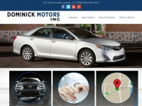 dominickmotors.net
