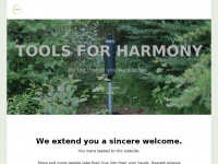 Tools-for-harmony.ca