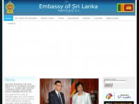 Embassy of Sri Lanka – Washington DC USA -