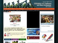 Defence.lk - Sri Lanka News | Ministry of Defence and Urban Development - Sri Lanka