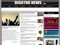 Digathanews - Delivers the latest news in Sri Lanka