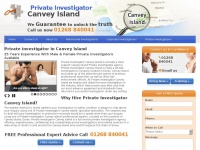 private-investigator-canvey-island.co.uk Thumbnail