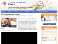 privateinvestigator-devon.co.uk