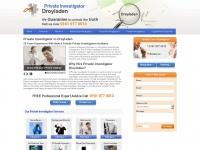 privateinvestigator-droylsden.co.uk