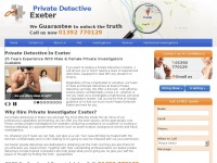 privatedetective-exeter.co.uk