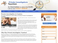 privateinvestigators-taunton.co.uk