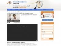 privateinvestigators-woking.co.uk