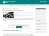 privateinvestigator-wrexham.co.uk