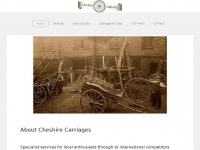 cheshirecarriages.com