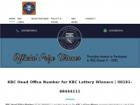 kbcofficialwinner.com
