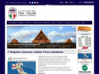 Thai – Italian Chamber of Commerce | Camera di Commercio Italo - Thailandese (CCIE Bangkok)