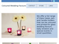 colouredweddingfavours.co.uk