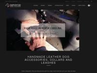 handcrafteddogcollars.com
