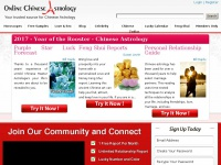 onlinechineseastrology.com