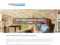 Degreesofcomfort.co.uk