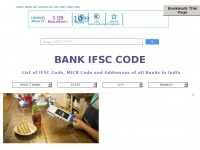 Ifsccodeofbank.in
