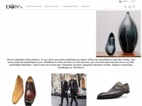 donsfootwear.com