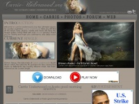 carrie-underwood.org Thumbnail