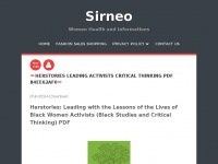 Sirneo.info