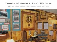 Threelakesmuseum.org