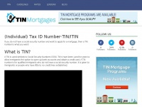 tinmortgages.com