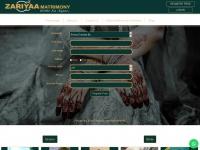 zariyaamatrimony.com
