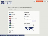 multilanguagecafe.com