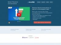gmail-reverse-conversation.com