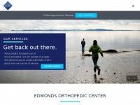 edmondsorthopediccenter.com