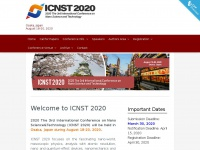 Icnst.org