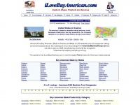 ilovebuyamerican.com